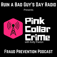 Do You Have Pink Around the Collar? Kelly Paxton Discusses How Pink Collar Criminals are becoming the New Threat to Your Business.